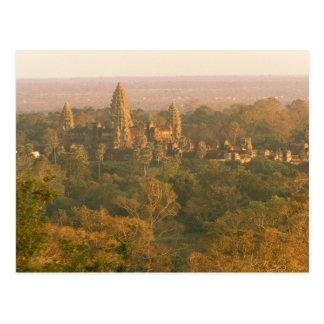 Carte Postale L'Asie, Cambodge, Siem Reap. Angkor Vat.