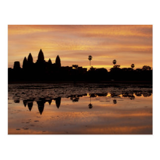 Carte Postale L'Asie, Cambodge, Siem Reap, Angkor Vat (B. 12ème