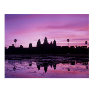 Carte Postale L'Asie, Cambodge, Siem Reap, Angkor Vat (B. 2