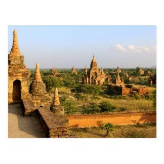 Carte Postale L'Asie, Myanmar (Birmanie), Bagan (païen). Divers