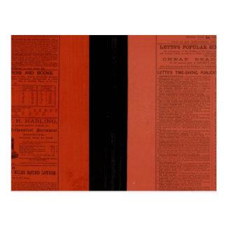 Carte Postale L'atlas populaire 2 de Letts