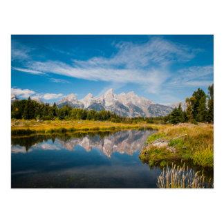 Carte Postale L'atterrissage de Schwabacher en parc national