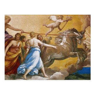 Carte Postale L'aurore, 1613-14