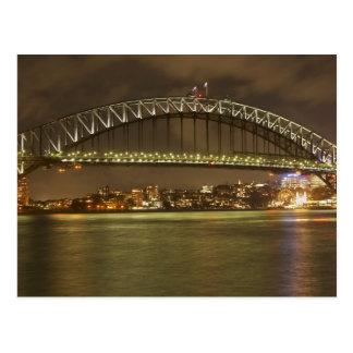 Carte Postale L'Australie, Nouvelle-Galles du Sud, Sydney,