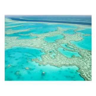 Carte Postale L'Australie, Queensland, côte de Whitsunday,