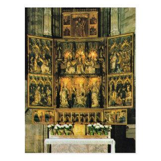 Carte Postale L'Autriche, à l'intérieur de St Stephen, Vienne