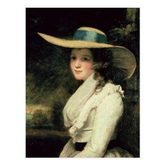 Carte Postale Lavinia Bingham, 2ème comtesse Spencer 1785-6