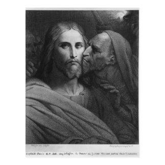 Carte Postale Le baiser des judas 2