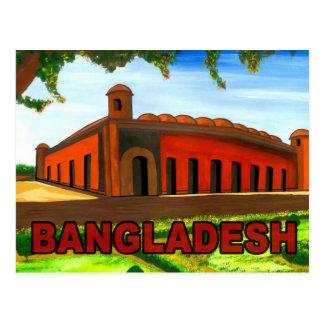 Carte Postale Le Bangladesh