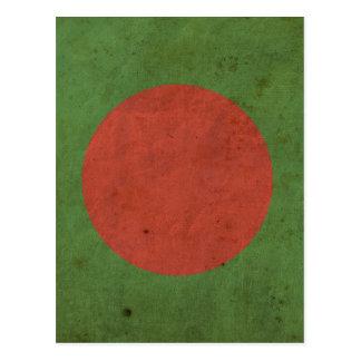 Carte Postale Le Bangladesh vintage