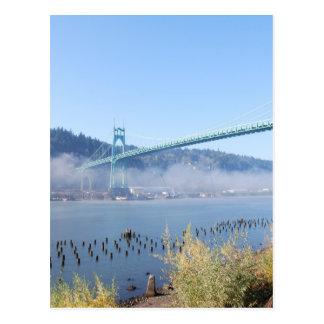 Carte Postale Le beau pont de St Johns