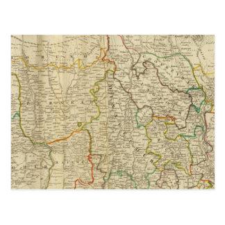 Carte Postale Le Bengale, &c de Bahar du nord