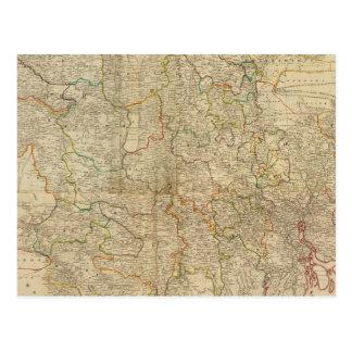 Carte Postale Le Bengale composé, &c de Bahar