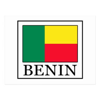 Carte Postale Le Bénin