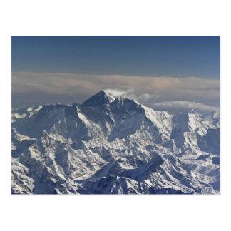 Carte Postale LE BHUTAN. Neige éternelle sur la montagne