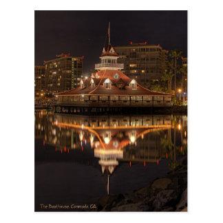 Carte Postale Le Boathouse, Coronado la Californie