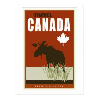 Carte Postale Le Canada