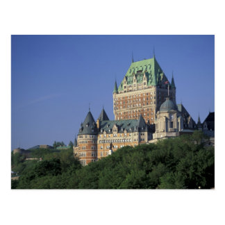 Carte Postale Le Canada, Québec.  Château Frontenac.