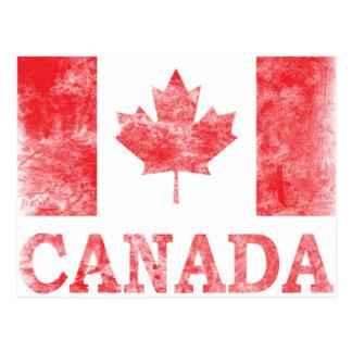 Carte Postale Le Canada vintage