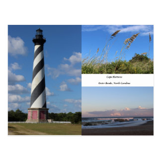 Carte Postale Le Cap Hatteras la Caroline du Nord
