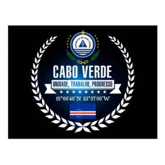 Carte Postale Le Cap Vert