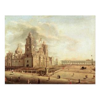Carte Postale Le Catedral Metropolitana