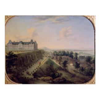Carte Postale Le château de Meudon