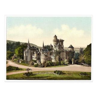 Carte Postale Le château inférieur, Wilhelmshohe, Cassel