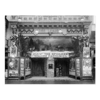 Carte Postale Le Chef Theater, 1921