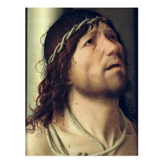 Carte Postale Le Christ à la colonne, c.1475