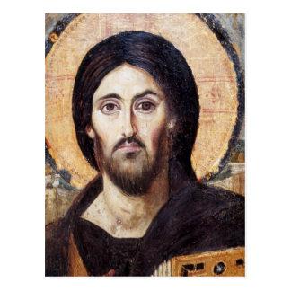 Carte Postale Le Christ comme règle de tous