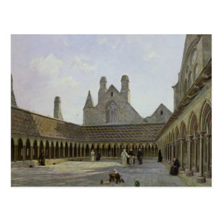 Carte Postale Le cloître du Saint-Michel de Mont