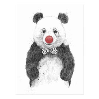 Carte Postale Le clown