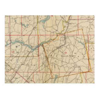 Carte Postale Le comté de Westchester, New York 2