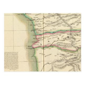 Carte Postale Le Congo, Afrique 41