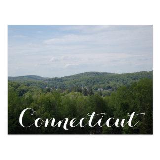Carte Postale Le Connecticut
