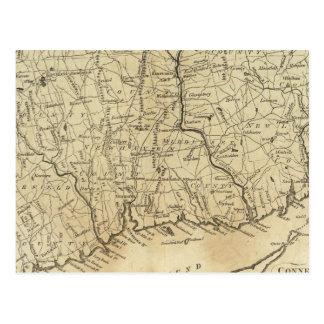 Carte Postale Le Connecticut 2