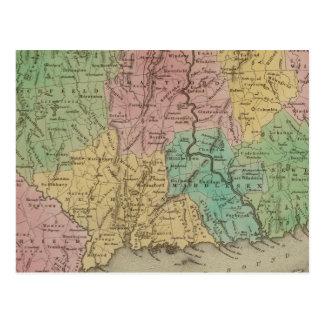 Carte Postale Le Connecticut 3