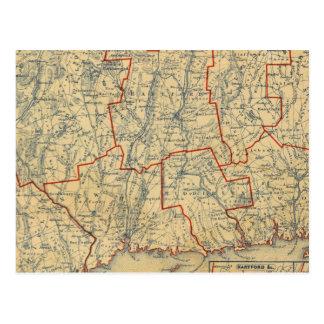 Carte Postale Le Connecticut 6