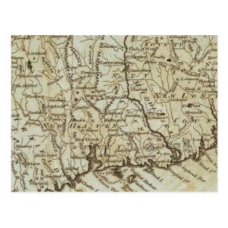 Carte Postale Le Connecticut 7