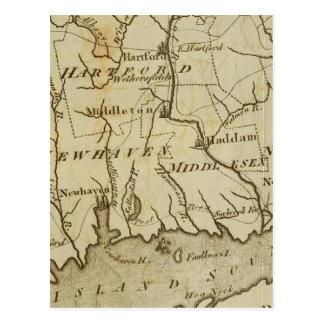 Carte Postale Le Connecticut 8