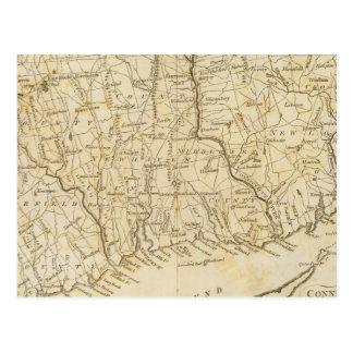 Carte Postale Le Connecticut 9