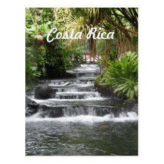 Carte Postale Le Costa Rica