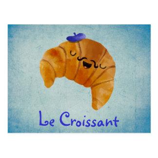 Carte Postale Le Croissant