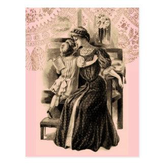 Carte Postale Le cru façonne 1900