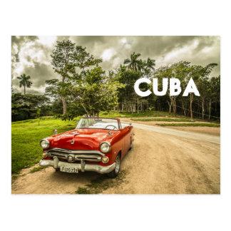 Carte Postale Le Cuba
