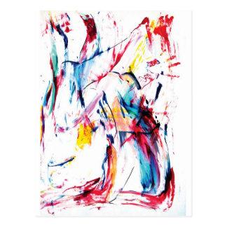 Carte Postale Le danseur