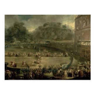 Carte Postale Le défilé royal