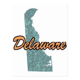 Carte Postale Le Delaware