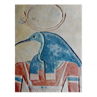 Carte Postale Le dieu Thoth